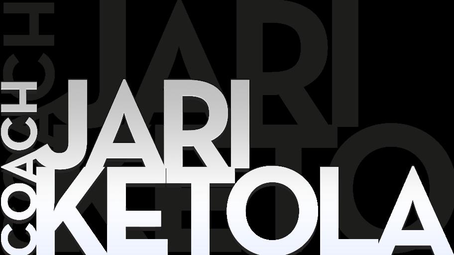 Jari Ketola logotyp